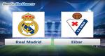 Link xem trực tiếp, link sopcast Real vs Eibar đêm nay 23/10/2017 La Liga