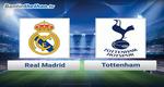Link xem trực tiếp, link sopcast Real vs Tottenham đêm nay 18/10/2017 Champions League