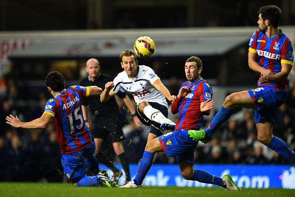 Tottenham vs Crystal Palace tối nay 5/11/2017 Ngoại Hạng Anh