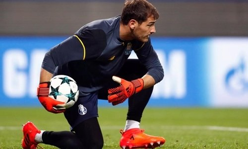 Liverpool muốn chiêu mộ Casillas.