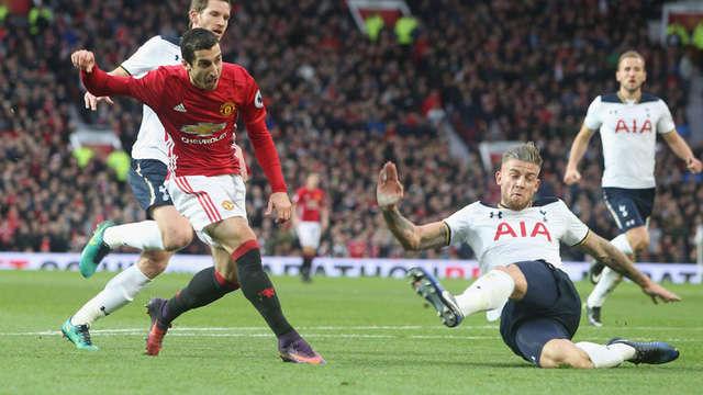 MU có thể lợi dụng sự thiếu tập trung của Tottenham để kết liễu đối thủ