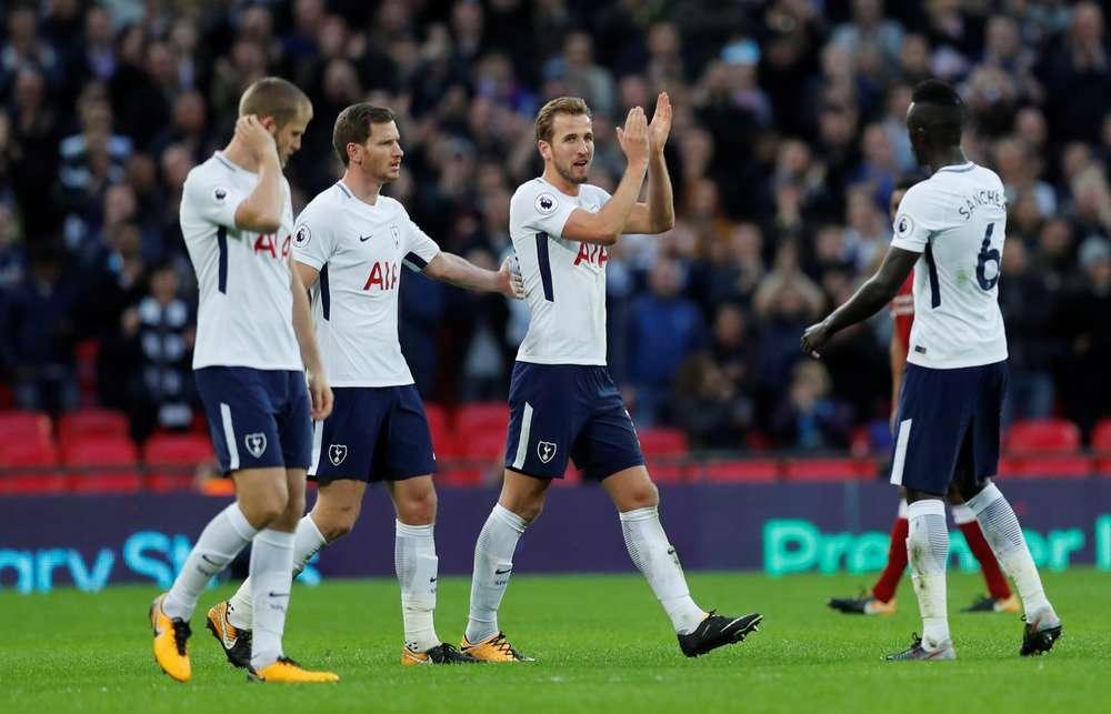 Tottenham vừa bị loại ở League Cup