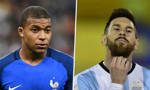 """Ludovic Giuly: """"Ở tuổi 18, Messi thua Mbappe về độ chuyên nghiệp"""""""
