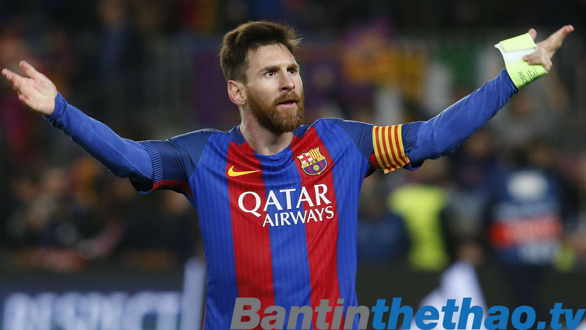 Sergio Aguero cho rằng Messi là biểu tượng của Barca và rất khó để Man City có thể mua được anh