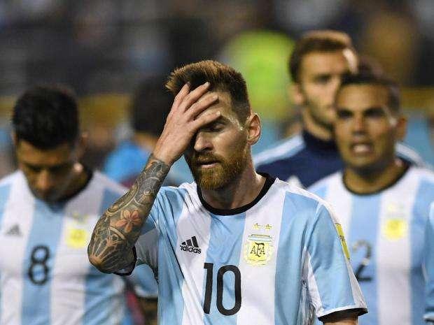 Messi luôn cảm thấy đơn độc ngay trên đất nước của mình