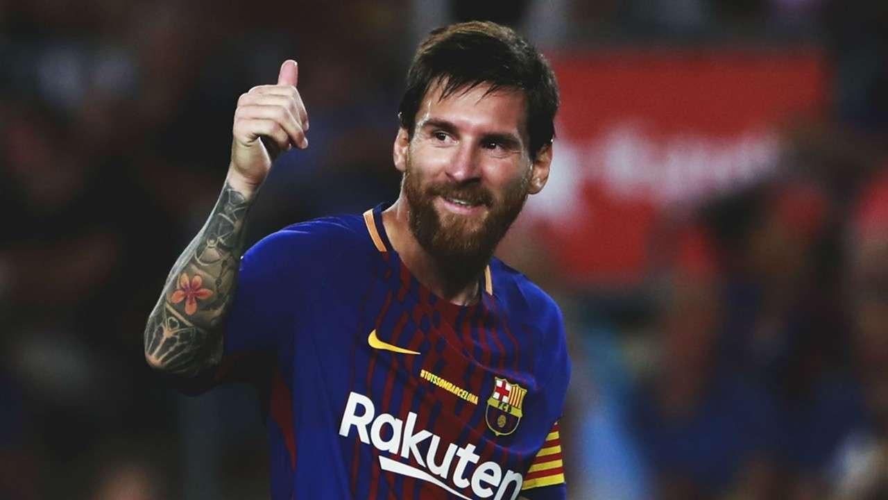 Messi như là một người con của xứ Catalunya