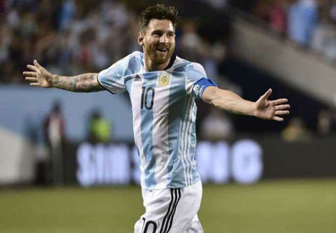 Messi tỏa sáng đưa Argentina vào VCK World Cup 2018