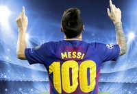 Messi cán mốc đặc biệt ở cúp Châu Âu
