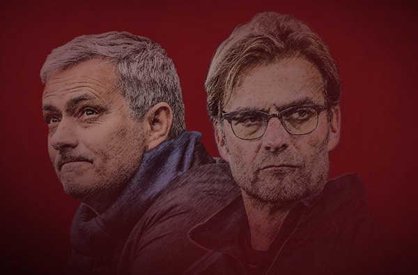 """Klopp đối đầu với Mourinho: Khi """"người đặc biệt"""" yếu thế"""