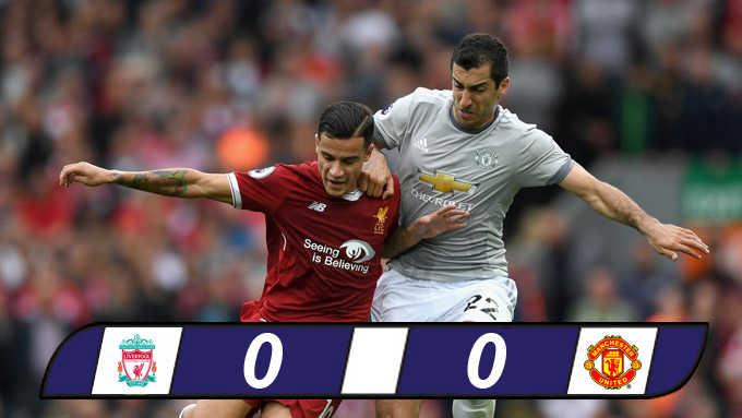 Mourinho tiết lộ lý do dùng đội hình 'lạ' đấu với Klopp