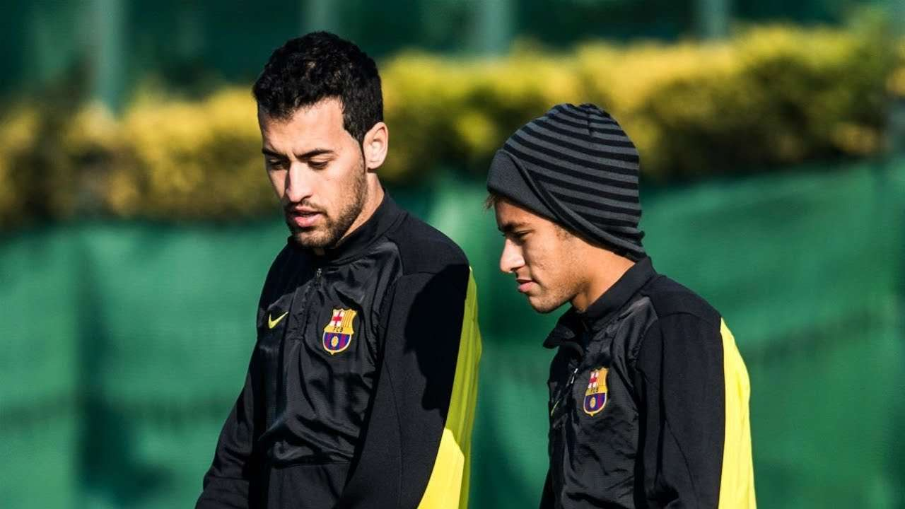 Neymar muốn Busquets về PSG