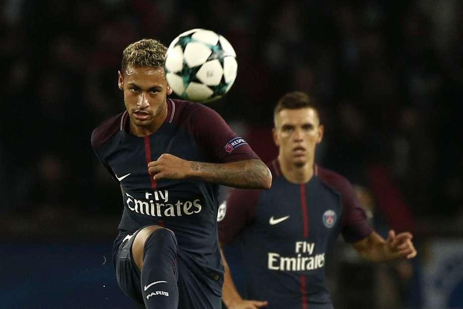 Neymar và đồng đội hướng đến trận đại thắng trước Anderlecht