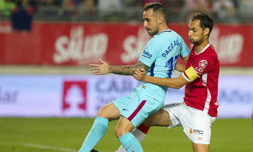 Không Messi, Barca vẫn đại thắng trong trận khởi đầu Cup Nhà vua