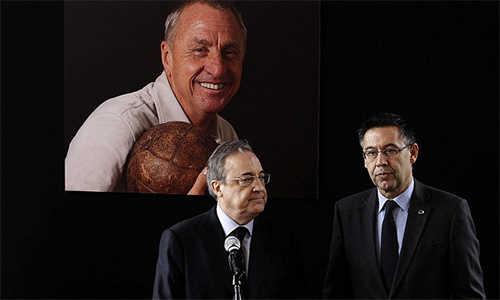 Florentino Perez tin rằng xứ Catalonia sẽ không bao giờ giành được độc lập