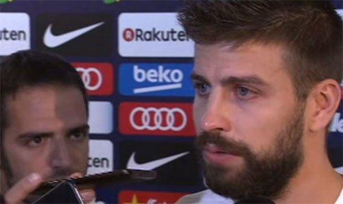 Pique từng góp công giúp Tây Ban Nha giành World Cup và Euro.
