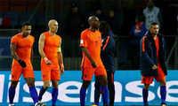 """Robben: """"Hà Lan hết hy vọng dự World Cup"""""""