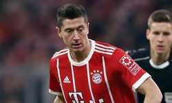 Lewandowski: 'Ở Bayern, vị trí của tôi không có dự bị'