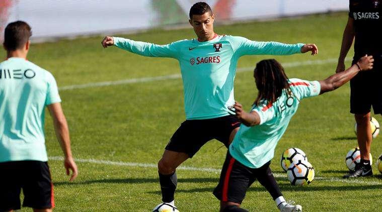 Ronaldo sẽ trở lại đội hình Bồ Đào Nha