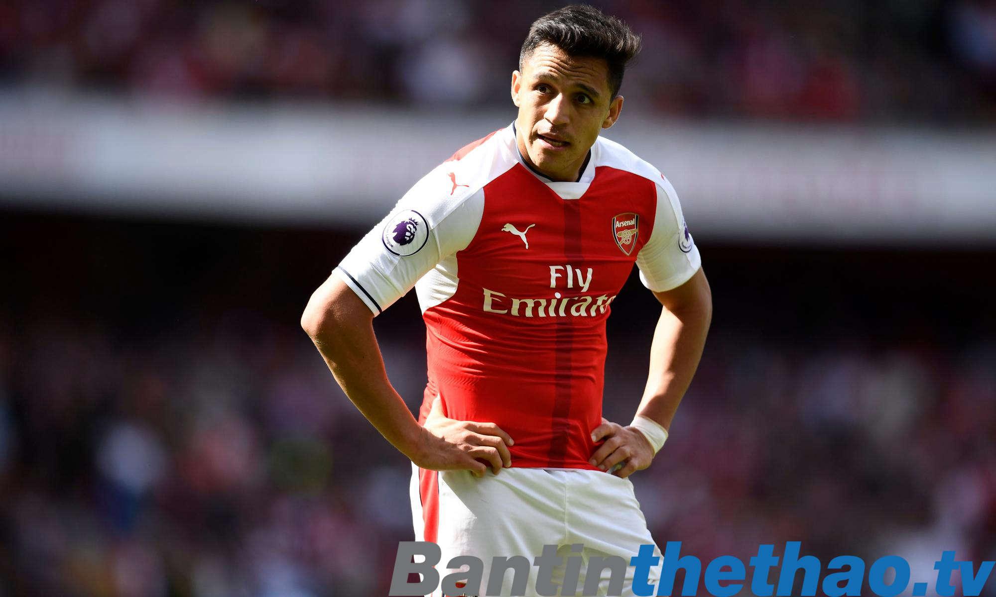 Sanchez có thể rời Arsenal vào tháng Giêng tới