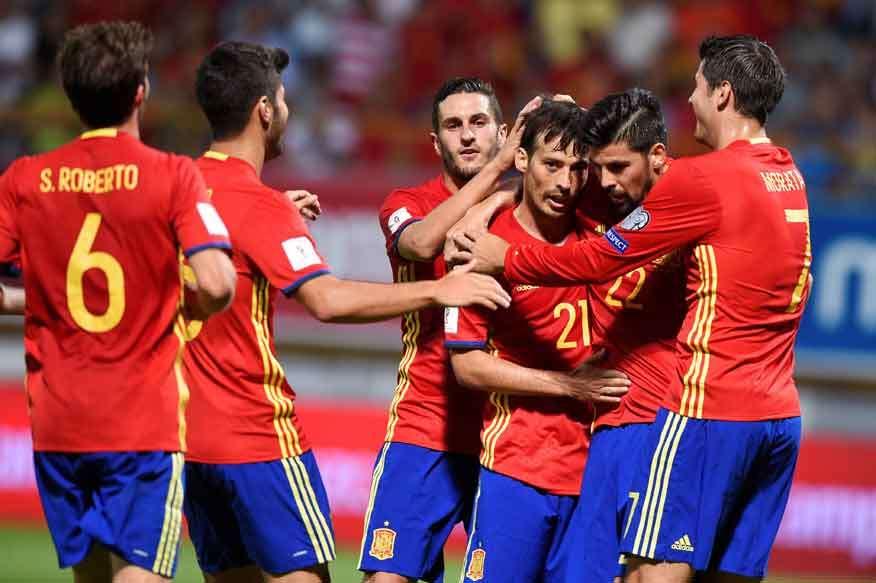 Tây Ban Nha sẽ lại có thêm một trận đấu dễ dàng nữa?