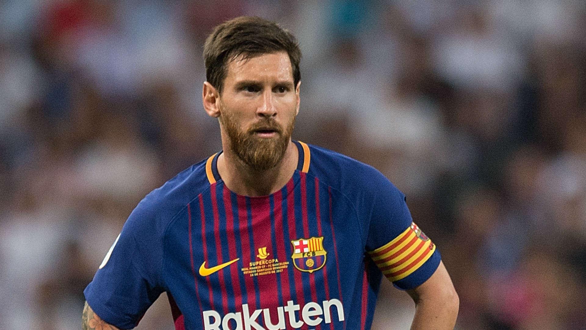 Thể lực của Messi đã được cải thiện đáng kể
