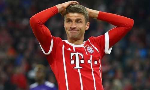 Muller tỏ ý vui mừng khi Heynckes trở lại ghế HLV Bayern