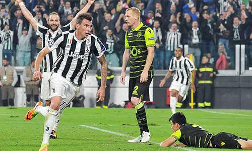 Người hùng Mandzukic giúp Juventus chật vật dành 3 điểm