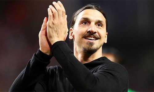 Ibrahimovic trở lại, gửi lời cám ơn Lukaku