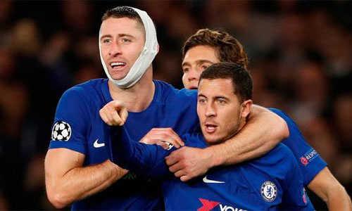Hazard: 'Chelsea có thể cạnh tranh với Man City và MU