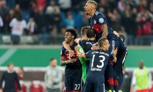Bayern thắng nhọc nhằn Leipzig tại vòng 2 cúp Quốc gia