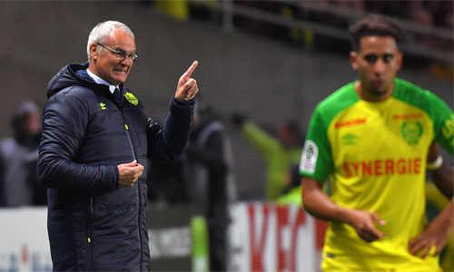 Claudio Ranieri đang biến Nantes thành 'Leicester của nước Pháp'