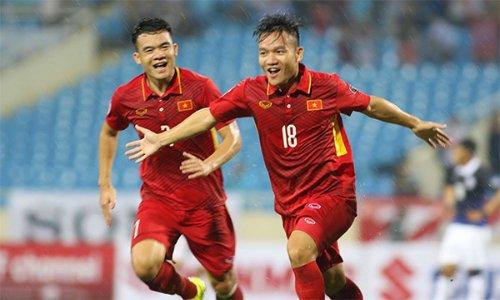 Việt Nam có bước tiến mạnh mẽ trên bảng điểm FIFA.