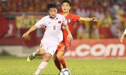 Xuân Trường và các đồng đội sẽ gặp lại Hàn Quốc, đội đã thắng Việt Nam 2-1 tại vòng loại. .