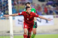 Bóng đá Việt Nam giữ vững ngôi đầu ở khu vực Đông Nam Á