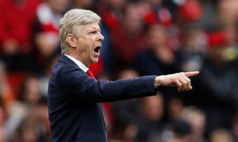 Wenger: 'Arsenal đang thăm dò trình độ ở Europa League'