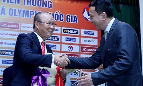 Xuân Trường hy vọng bóng đá Việt Nam sẽ chuyển biến nhiều hơn sau cú hợp tác với HLV người Hàn Quốc.