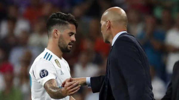Hầu như mọi cầu thủ ở Real đều được Zidane tạo cơ hội để vào sân