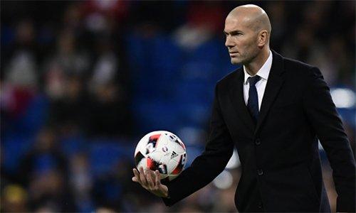 Zidane tự tin Real sẽ hoàn thành mục tiêu lấy trọn ba điểm tại Wembley sau đây hai tuần.