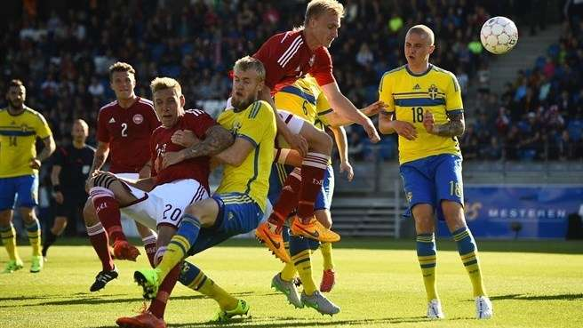 Thụy Điển hay Đan Mạch sẽ giành chiến thắng?