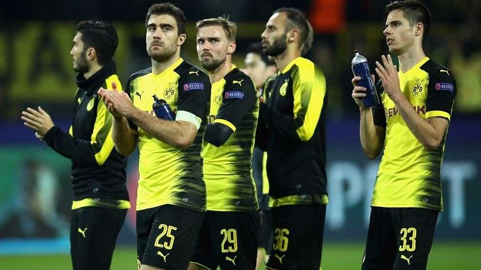 Dortmund đang khủng hoảng