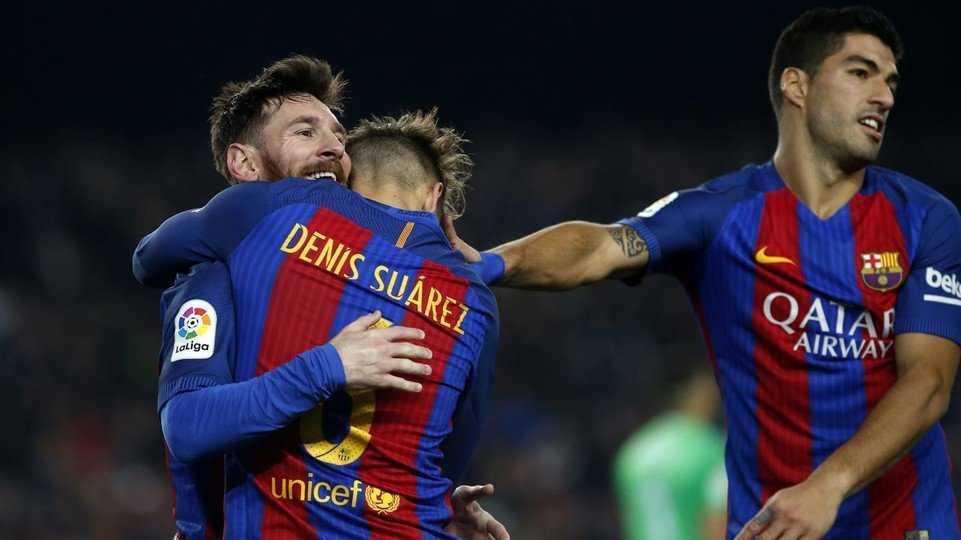 Suarez bị Barca tìm cách thanh lý?