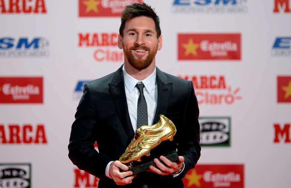 Messi chọn  ra 3 ứng viên có thể đánh bại bộ đôi M10-CR7