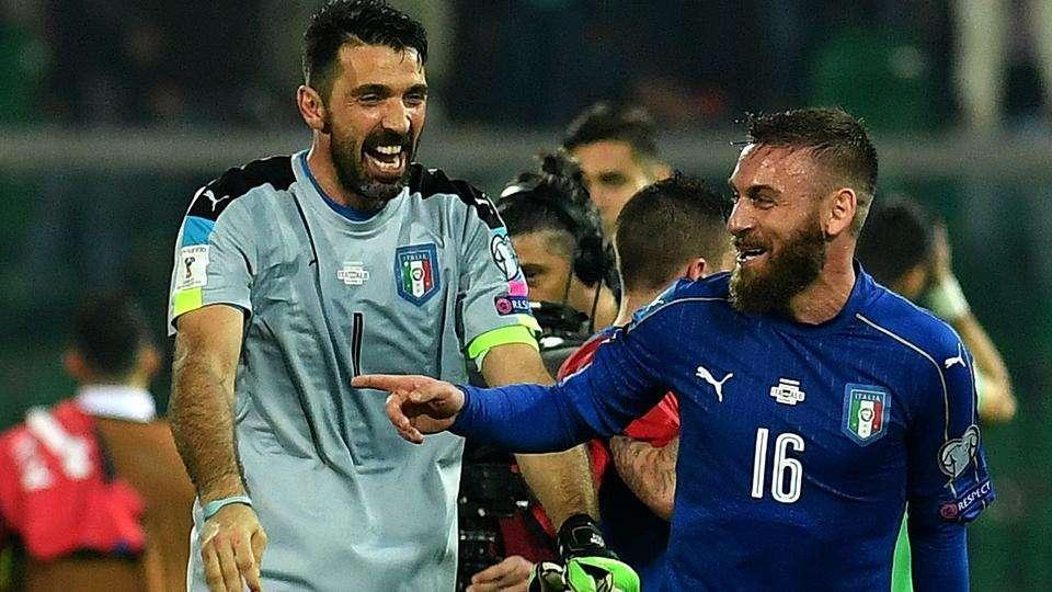 Italia được đánh giá cao hơn rất nhiều