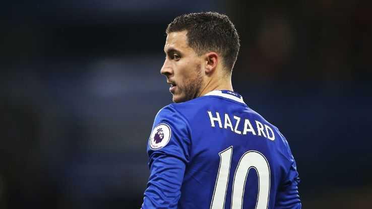 """Hazard: """"Tôi ngưỡng mộ Real Madrid, nhưng tôi đang hạnh phúc ở Chelsea"""""""