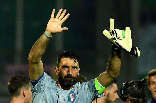 Buffon sẽ treo găng sau khi mùa giải này kết thúc