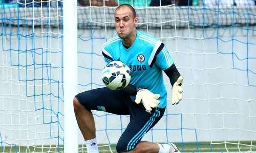 Delac chưa một lần ra sân trong màu áo Chelsea