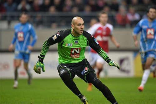 Delac trong giai đoạn thi đấu ở CLB Bỉ Mouscron