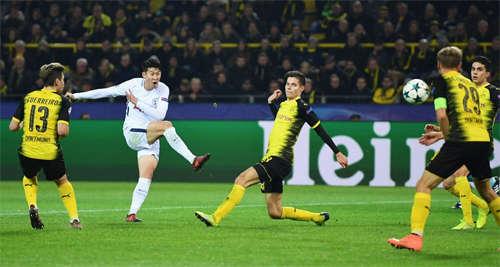 Thất bại 1-2 trên sân nhà trước Tottenham đẩy Dortmund lún sâu hơn vào khủng hoảng