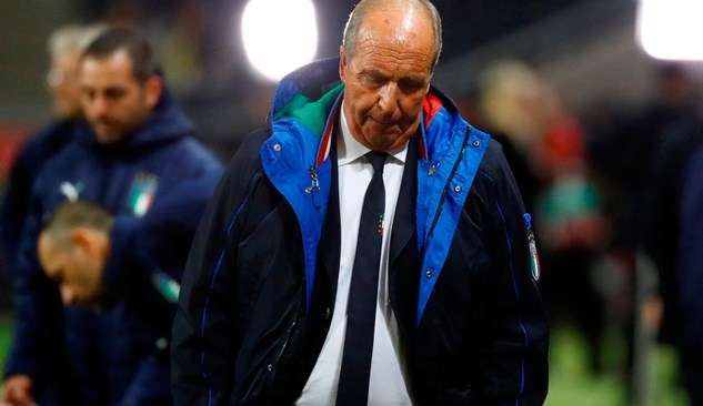 Sau trận đấu này FIGC nên cắt đứt hợp đồng với Ventura