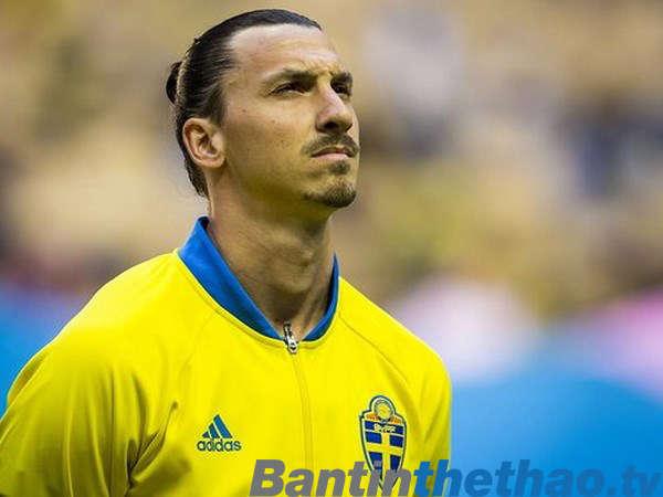 HLV Andersson phủ nhận thông tin ông sẽ gọi trở lại Ibrahimovic vào ĐTQG